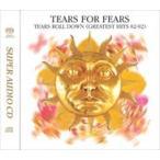 (おまけ付)GREATEST HITS 82-92 / TEARS FOR FEARS ティアーズ・フォー・フィアーズ(輸入盤) (SACD) 0600753899076-JPT