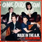 MADE IN THE A.M. (DELUXE) /ワン・ダイレクション (輸入盤CD) 0888751308022-JPT