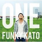 (おまけ付)ONE ワン(通常盤)/ファンキー加藤 (CD) MUCD-1302