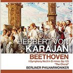 ベートーヴェン 第九 ヘルベルト・フォン・カラヤン 指揮     (CD)PCD-404-KEEP