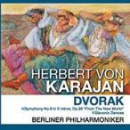 ドヴォルザーク ヘルベルト・フォン・カラヤン 指揮     (CD)PCD-408-KEEP