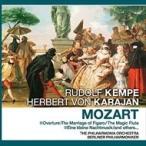 モーツァルト フィガロの結婚 魔笛 ヘルベルト・フォン・カラヤン 指揮 /   (CD)PCD-421-KEEP