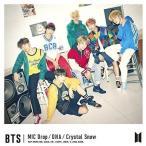 (おまけ付)MIC Drop/DNA/Crystal Snow (初回限定盤A) / BTS(防弾少年団) (SingleCD+DVD) UICV-9267-SK