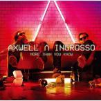 (おまけ付)モア・ザン・ユー・ノウ More than you know / アクスウェル Λ イングロッソ AXWELL^INGROSSO (CD) UICW-10014-SK