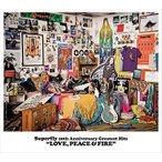 LOVE PEACE   FIRE CD WPCL-12621