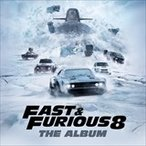 (���ޤ���)FAST & FURIOUS 8 : THE ALBUM �磻��ɡ����ԡ��� �������֥쥤�� ������ɥȥ�å� ����ȥ�(͢����CD) 0075678661242-JPT