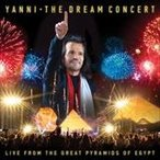 DREAM CONCERT : LIVE FROM THE GREAT PYRAMIDS OF EGYPT / YANNI ヤニー(輸入盤) (CD+DVD) 0888751884724-JPT