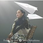 (おまけ付)Forget Me Not (初回生産限定盤) / 中島美嘉 (SingleCD+DVD) AICL-3202-SK