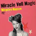 (おまけ付)Miracles Happen(DVD付)(初回生産限定盤)  / Miracle Vell Magic ミラクルベルマジック (CD+DVD) AVCD-93521-SK