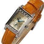 ショッピングアジサイ (おまけ付)Lov-in Bouquet(ラヴィンブーケ) Hydrangia レディース腕時計 レクタンギュラースモールセコンド LVB129S2 (HY)