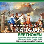 ベートーヴェン ヘルベルト・フォン・カラヤン 指揮 (CD)PCD-403-KEEP