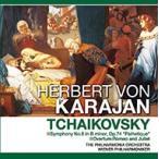 チャイコフスキー ヘルベルト・フォン・カラヤン 指揮 (CD)PCD-409-KEEP