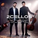 (おまけ付)スコア(発売予定) / 2CELLOS トゥーチェロズ (CD) SICP-31122-SK