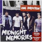 (おまけ付)Midnight Memories ミッドナイト・メモリーズ(輸入盤)/One Direction ワン・ダイレクション 0888837740623-TOW (CD)