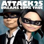 (おまけ付)ATTACK25 アタック25(通常版)(CD)/ DREAMS COME TRUE (ドリカム) ドリーム カム トゥルー UMCK-1525-SK