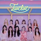 (おまけ付)Twelve(Type B) / IZ*ONE アイズワン (CD+DVD) UPCH20562-SK