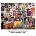 (おまけ付)2017.04.04発売 Superfly 10th Anniversary Greatest Hits『LOVE, PEACE & FIRE』 (通常盤) / Superfly スーパーフライ (3CD) WPCL-12621-SK