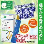 【送料無料】ギャバ(GABA)14包入 発酵大麦エキス