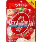 ラカントカロリーゼロ飴 いちごミルク 60g サラヤ【RH】