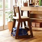 イトーキ木製学習イス 。 シンプルデザインで長く使える。