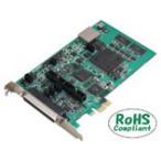 AIO-161601UE3-PE PCI Express対応 1MSPS 16ビット分解能アナログ入出力ボード   コンテック