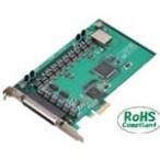 DIO-1616TB-PE PCI Express対応 高速絶縁型TTLレベルデジタル入出力ボード   コンテック