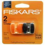 Fiskars(フィスカース) トリマー替え刃&折り目 01-001555(4103310)メーカー直送KO  代引き・ラッピング・キャンセル不可