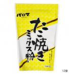 和泉食品 パロマたこ焼きミックス粉 500g(12袋)メーカー直送KO  代引き・ラッピング・キャンセル不可