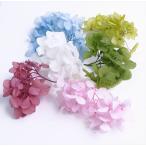 プリザーブドフラワー 花材 アジサイ 小分け 6色 セットD