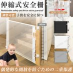 ベビーゲート 赤ちゃん 柵 ペットゲート 赤ちゃんフェンス ロック機能 ロールフェンス 巻き取り式 150cm キッチン 階段上 玄関 廊下 犬