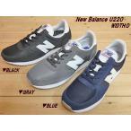 New Balance U220 BLACK(BK)・GRAY(GY)・BLUE(NV) WIDTH...