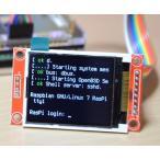 1.8inch液晶モニタ(SPI接続)Raspberry Pi(ラズベリーパイ)用ケーブルつき 初心者向け詳細説明書つき サポートあり