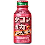 ウコンの力 カシスオレンジ味 1ケース(100ml×60本)