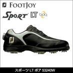 即納 大特価 FootJoy(フットジョイ) スポーツLT ボア