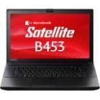 【在庫限り!】ノートパソコン 新品 東芝 dynabookSatellite B453M [PB453MNBPR7AA71] windows7 Celeron1005M  2GBモデル