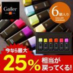 バレンタイン チョコ 2020 ガレー ミニバー6個 チョコレート ギフト (のし・包装・メッセージカード利用不可) 日本正規品 / C-20 【NE】*z-Y-galler-bar-6*