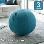 ショッピングバランスボール ビボラ Vivora シーティングボール ルーノ シェニール / 送料無料 SITTING BALL バランスボール【YMJ】