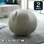 ショッピングバランスボール ビボラ Vivora シーティングボール ルーノ レザーレット / 送料無料 SITTING BALL バランスボール【YMJ】