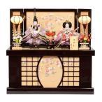 No.301-94 【送料無料】 小三五サイズ 雛人形 コンパクト収納飾り ひな人形