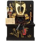 No.501-47 五月人形 コンパクトにしまえる収納型兜飾り【長鍬形兜】10号サイズ