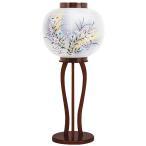 Yahoo!正栄作 曽根人形コンパクトNEWスタイルモダン盆提灯。送料無料・和モダンの粋が輝く都会的な盆提灯です。【G17CO5807】