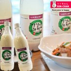 『本家』生マッコリ アルコール度 6度(750ml×2本・PET) 珍しい日本産の生マッコリほんけ お酒 米酒 伝統酒 日本産マッコリ