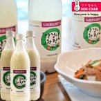 『本家』生マッコリ アルコール度 6度(750ml×3本・PET) 珍しい日本産の生マッコリほんけ お酒 米酒 伝統酒 日本産マッコリ