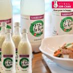 『本家』生マッコリ アルコール度 6度(750ml×4本・PET) 珍しい日本産の生マッコリほんけ お酒 米酒 伝統酒 日本産マッコリ