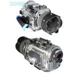 Zillion(ジリオン) PANASONIC NV-MX5000用 水中ハウジング(ファインダー使用型)