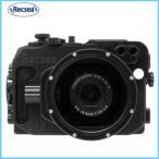 Recsea(レクシー) Seatool 【CWC-G7X-DX】 Canon PwerShot G7XMK2 専用防水ハウジング 樹脂タイプ