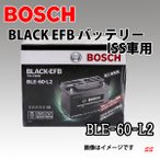 BOSCH フィアット500 [312] バッテリー BLE-60-L2