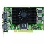 グラフィックカード グラボ GPU Matrox 7105-0101 G450 Multi-Monitor 128Mb Pci Quad Graphics Card