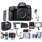 カメラ Nikon D610 DSLR Camera Bundle. Value Kit with Accessories #1540