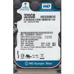 データストレージ WD3200BEVE-00A0HT0, DCM HHCT2HNB, Western Digital 320GB IDE 2.5 Hard Drive